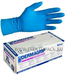 Перчатки латексные DERMAGRIP HIGH RISK (Хай риск) XL