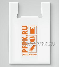 Пакет-майка PFPK.RU