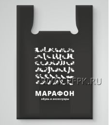 Пакет-майка МАРАФОН