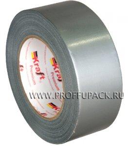Клейкая лента армированная 48х40 ТПЛ KRAFT Серая (480714990200/4807141500200)