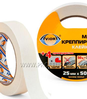 Крепп-лента 25х50 AVIORA (304-007)