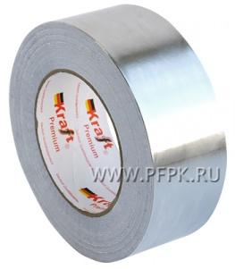 Клейкая лента алюминиевая 50х50 KRAFT (481315250250)