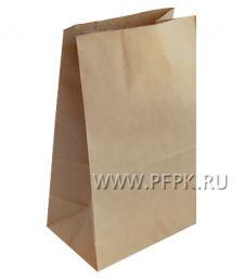 Пакет бум. 180х120х290,крафт 108-049