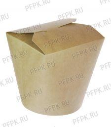 Коробка для лапши КРАФТ 750 мл