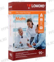 Бумага для стр. принтеров Lomond А4, 500л (202-076 / 0102131)