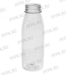 Бутылка 300мл ПЭТ без крышки д-р 38мм