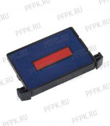 Подушка сменная (41х24 мм) ДЛЯ TRODAT 4755, сине-красная (231-068)