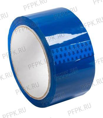 Клейкая лента 48х50 [45 мкм] ЦВ Арт.450250 Синяя KRAFT