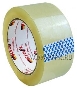 Клейкая лента 48х120 [40 мкм] Прозрачная KRAFT 450101400600