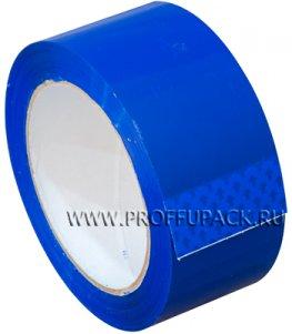 Клейкая лента 48х95 [45 мкм] ЦВ Арт.450505/430505 Синяя