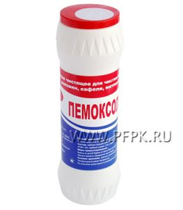 Чистящее средство Пемоксоль 400г ПЕМОКСОЛЬ -М (Яблоко)