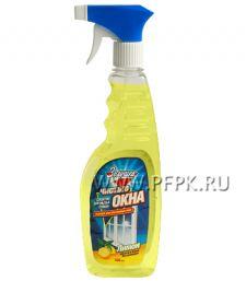 Средство для мытья стекол 0,5л Золушка