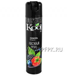 Освежитель воздуха KOOL 300мл Лесная ягода