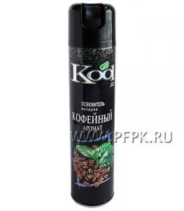 Освежитель воздуха KOOL 300мл Кофейный аромат