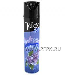 Освежитель воздуха TOILEX 300мл Сирень