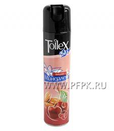 Освежитель воздуха TOILEX 300мл Вишня с миндалем