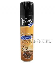 Освежитель воздуха TOILEX 300мл Кофейный аромат