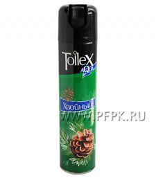 Освежитель воздуха TOILEX 300мл Хвойный