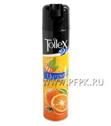Освежитель воздуха TOILEX 300мл Цитрус