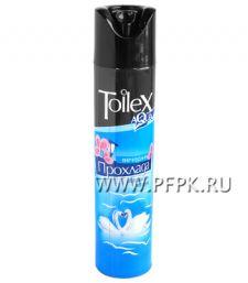 Освежитель воздуха TOILEX 300мл Вечерняя прохлада