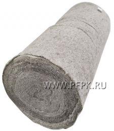 Полотно нетканое 75см х 50м (плотность 190) Серое