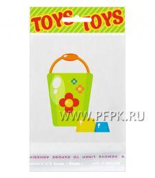 Пакет полипропиленовый TOYS [50000/50000]