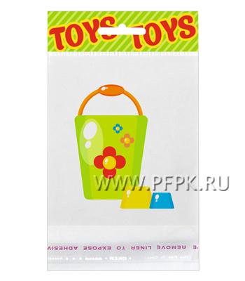 Пакет полипропиленовый TOYS