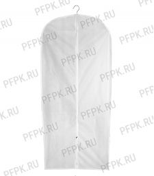 Чехол для одежды 140*60см Белые
