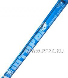 Штора солнцезащитная 1,0м с клеевой полосой Erika син.