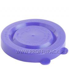 Крышки для банок полиэтиленовые Фиолетовые