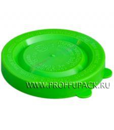 Крышки для банок полиэтиленовые Зеленые