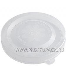 Крышки для банок полиэтиленовые Прозрачные (Ромашка)