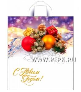НГ ПАРФЮМ 40х44+3 (43 мкм) ПНД, ТИКО Нежная композиция