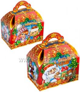 Коробка картон. 1100 гр Сказочный сундук