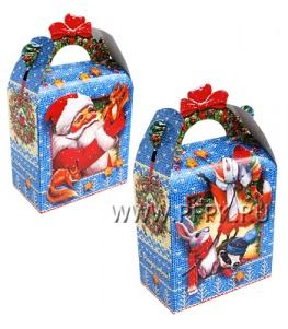Коробка картон. 800 гр Сладкий подарок Сладкий подарок