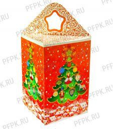 Коробка картон. 1000 гр Подарок
