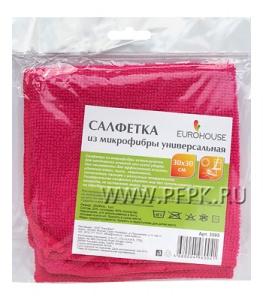 Салфетка из микрофибры универсальная 30х30 (3593)