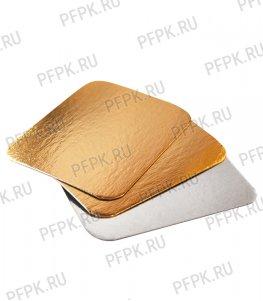 Вакуумная подложка 130х100 Золотая