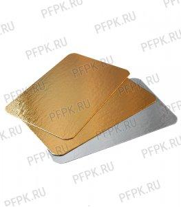 Вакуумная подложка 290х420 Золотая