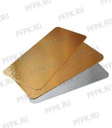 Вакуумная подложка 200х440 Золото/Серебро