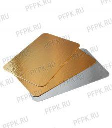 Вакуумная подложка 130х200 Золото/Серебро