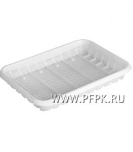 Лоток №2 белый, пластиковый УЮ 500 гр