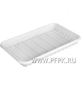 Лоток №3 белый, пластиковый УЮ 1000 гр.