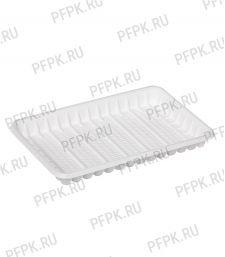 Лоток №3 белый, пластиковый [100/1100]