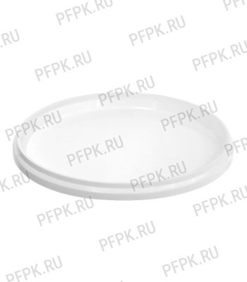 Крышка к ведру 0,57л, 0,8л, 1л, 1,1л, д-р 131мм (КБ-131) Белая