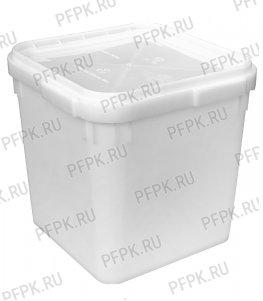 Куботейнер 23 литра (с крышкой)
