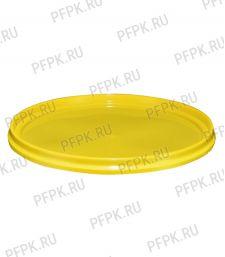 Крышка к ведру 0,55л Желтая