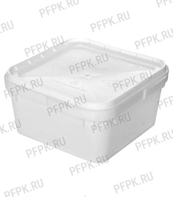Куботейнер 12 литров (с крышкой)