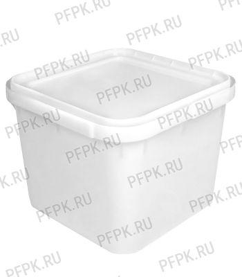 Куботейнер 18 литров (с крышкой)