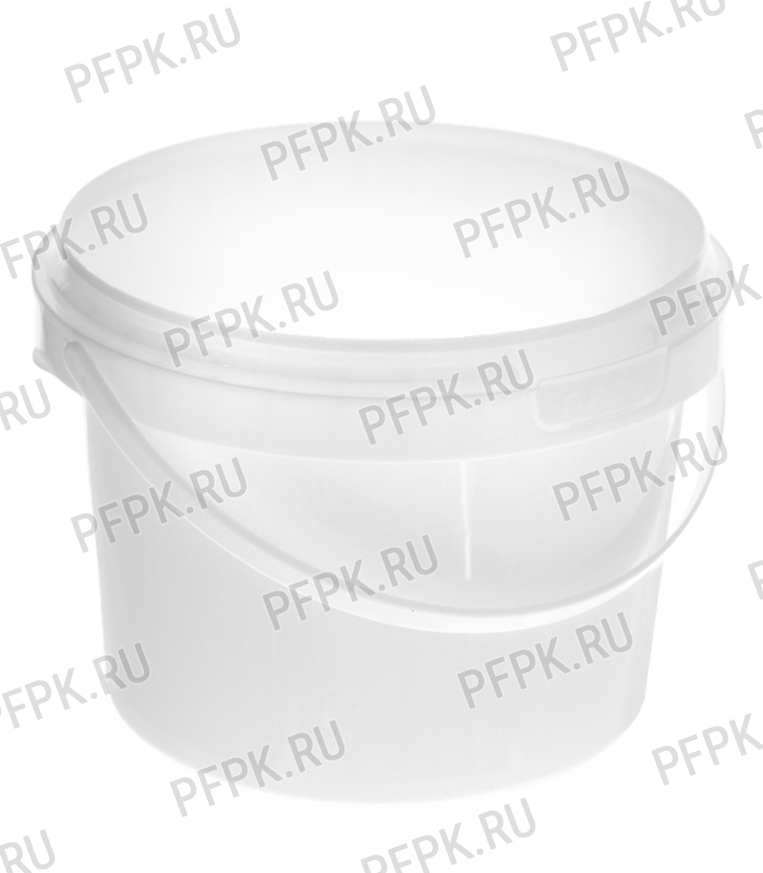 Крышка к ведру 0,4л, 0,5л, д-р 100мм (КВ-100) Белая